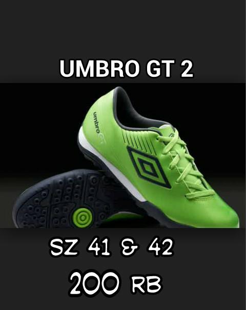 68a4316b3b Terjual SALE SEPATU FUTSAL UMBRO GT 2   DIADORA ORIGINAL