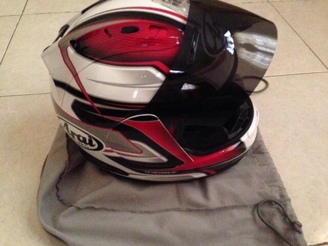 Helm Arai RX7 RR5