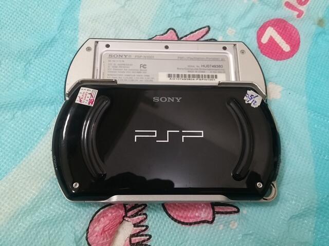 Sony PSP Go 16Gb Black Lengkap Istimewa Bandung