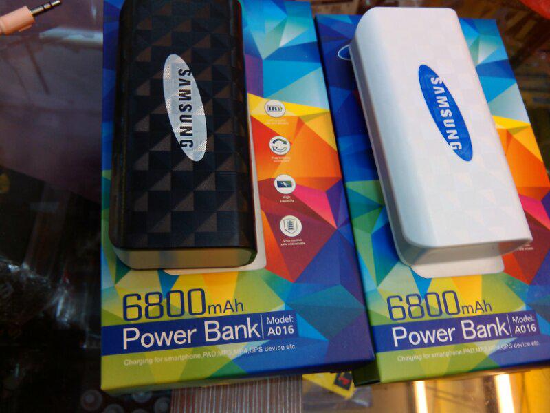 POWER BANK samsung 6800 MAH