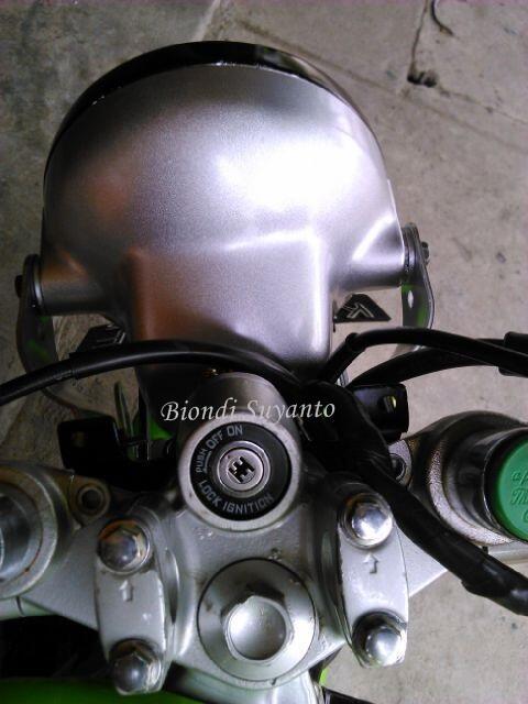 Kunci Kontak Batman/Anti Kunci T - Satria F150 dan Ninja 2T