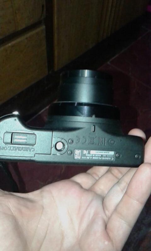 WTS kamera canon powershot sx170 IS mumer BANDUNG