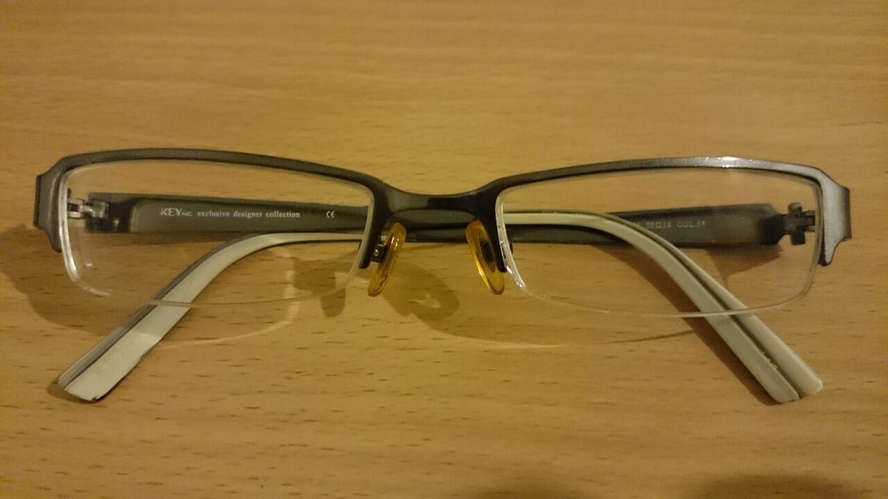 Kacamata KEY NG, Stylish, Kondisi Masih Mulus