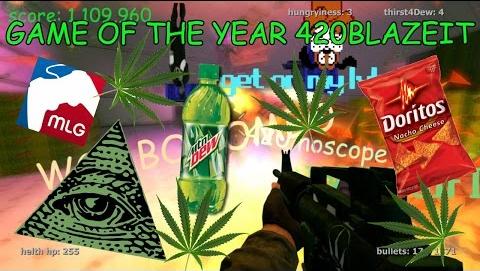 game of the year 420blazeit kaskus