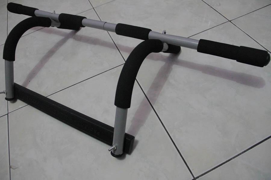 Iron Gym Pull Up Bar Bergaransi Free Ongkir Harga 139rb