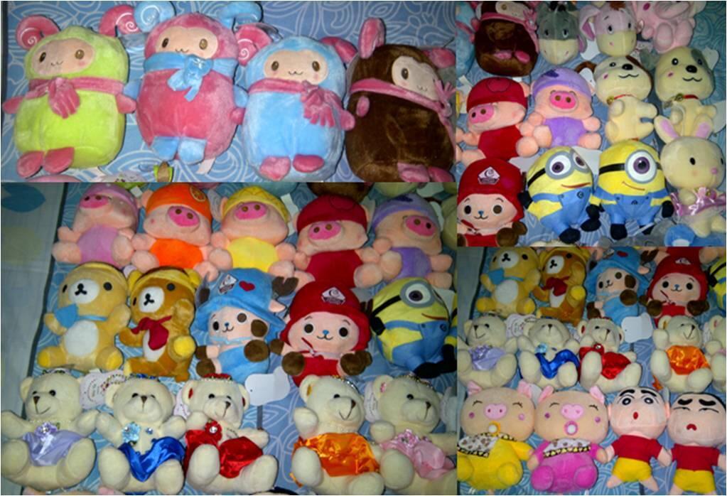 Terjual Boneka Rekam Suara  039d8729f5