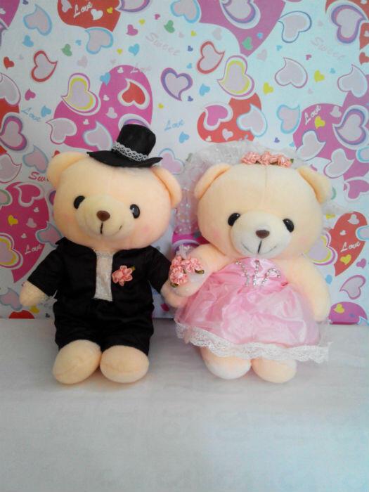 Terjual jual boneka couple  81c341d4f6