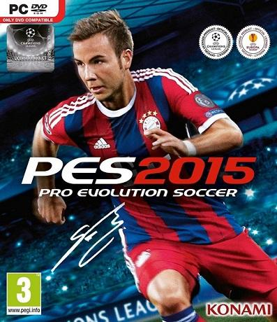 [OFFICIAL THREAD] Pro Evolution Soccer 2015 [The Pitch is ours! ] - Part 1