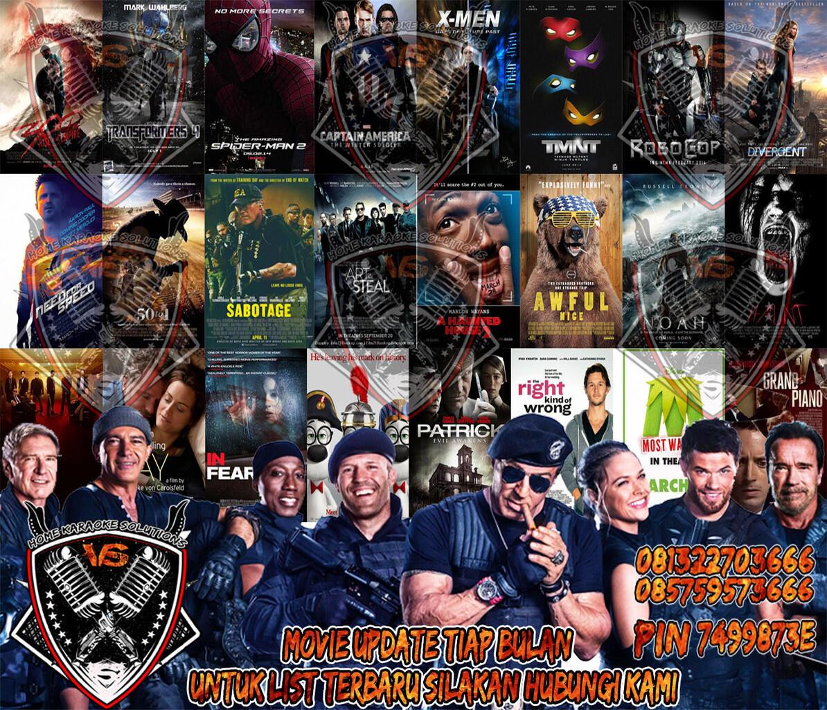 Terjual Sony Karaoke Paket Pc Hdd Dvd Maret 2014 Harddisk Movies Bluray Beta Film 1 Tb 1tb