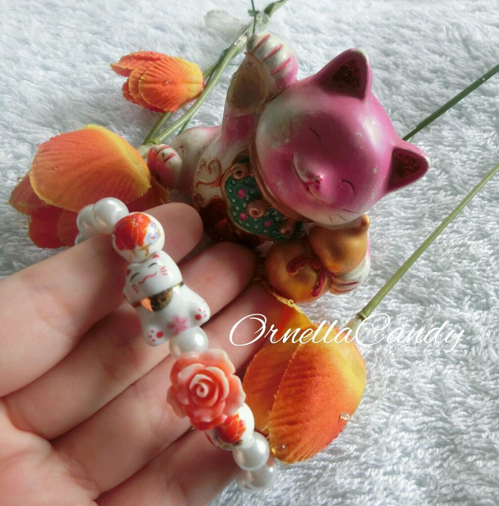 ArmCandy / Gelang Handmade / Clay Charm