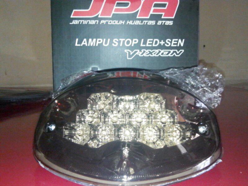 stoplamp vixion full led