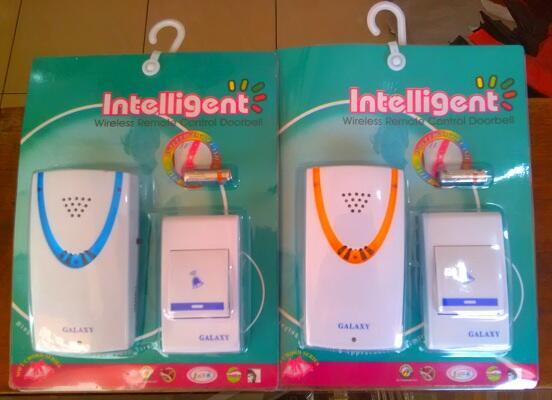 Jual bel wireless tahan air