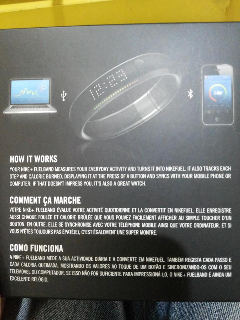 WTS Nike Fuelband