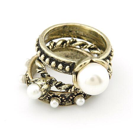 Ring Vintage 3pcs