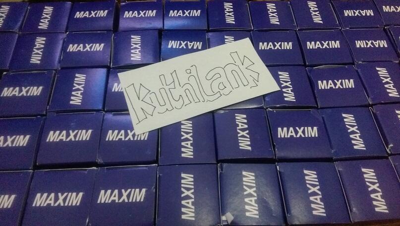 "Maxim Antiperspirant For Hyperhidrosis ""Deodorant Roll ON"""