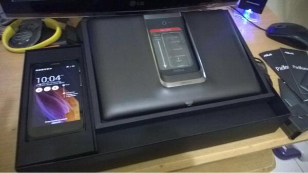 JUAL/TT Asus padfone2 handphone & tablet di bandung