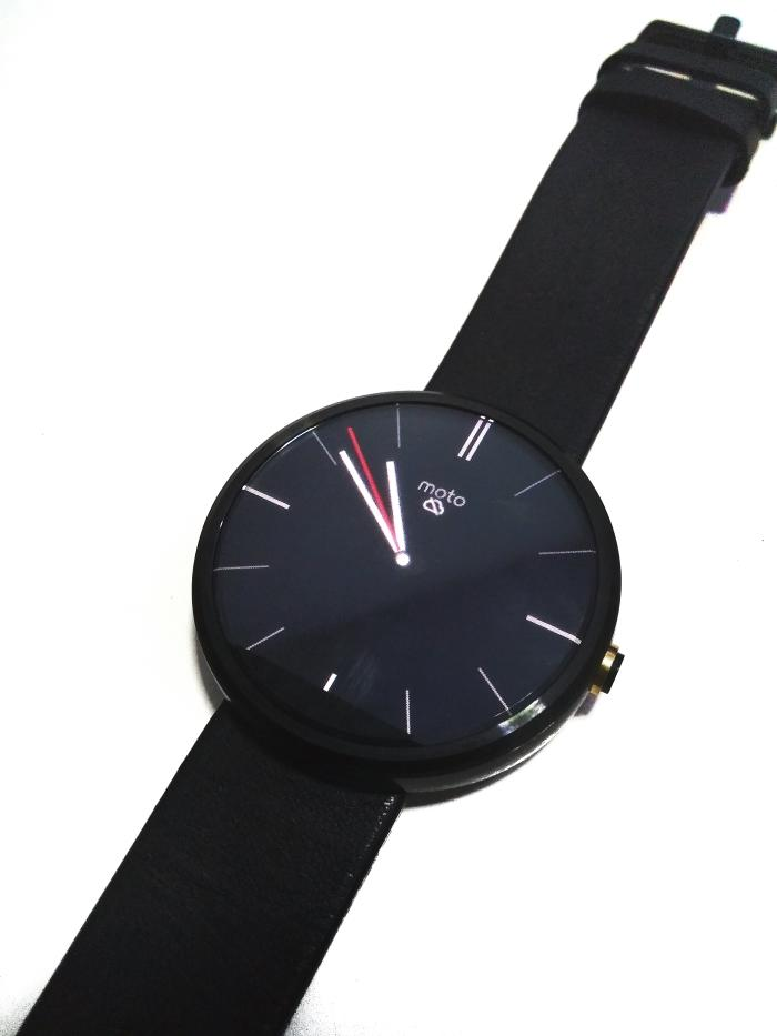 LG G Watch R Android Wear SMARTWATCH