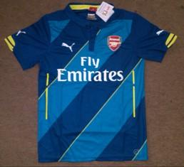 Ready Stock Jersey All Club 2014 / 15 with Custume & Player Name #cuma 120k gan !!
