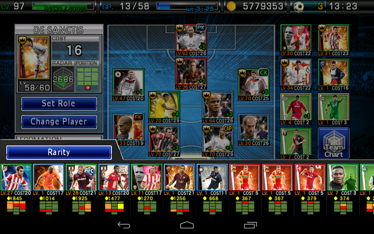 Jual account PES MANAGER