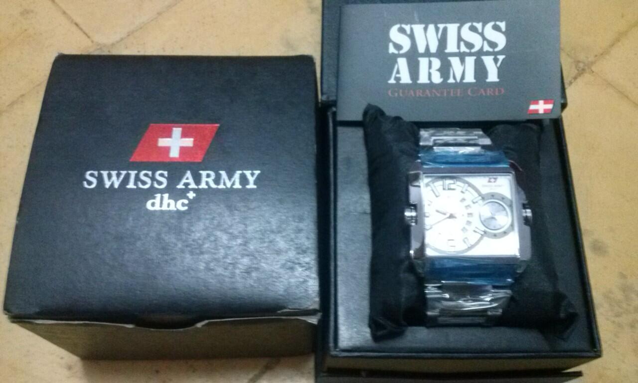 Jam Tangan Swiss Army ORI Murah