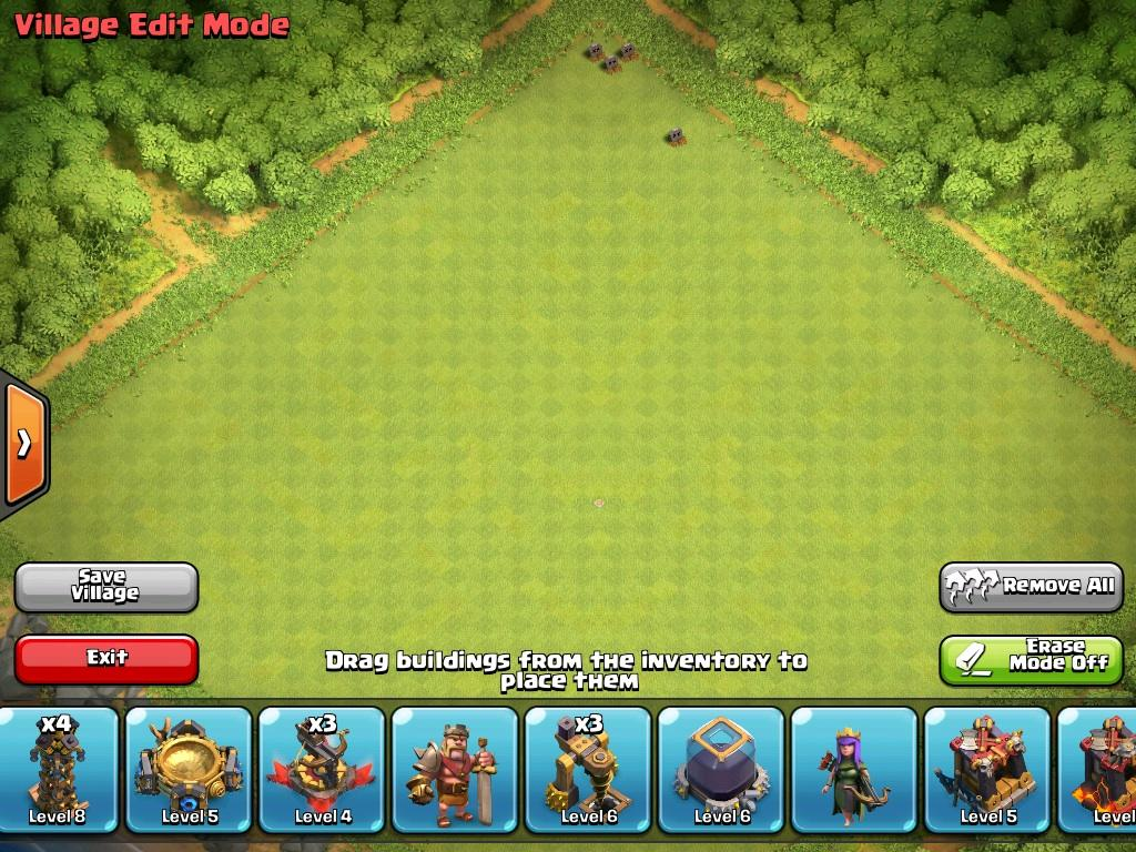WTS id COC level 142 TH 10 all def mentok, all troop fully upgrade queen level 39