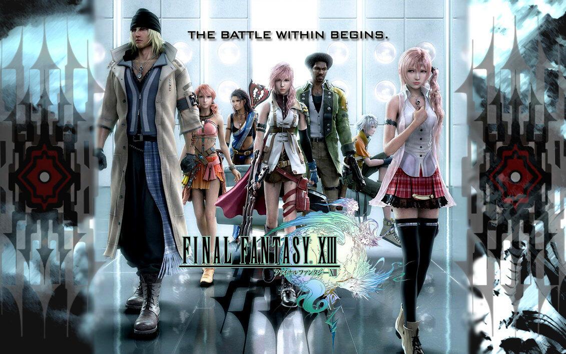 JUAL GAME FINAL FANTASY 13 PC !!!!