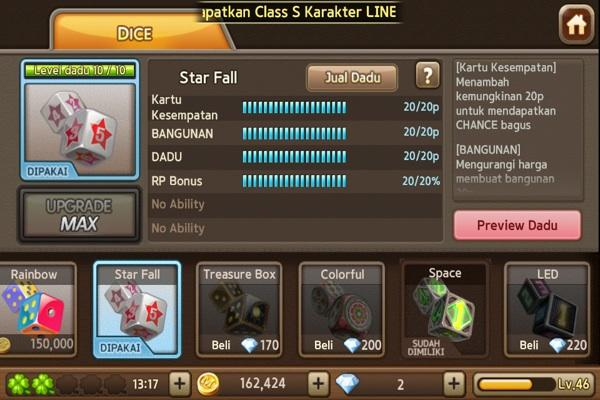 id line getrich lvl46 win rate 75% class s 3 max
