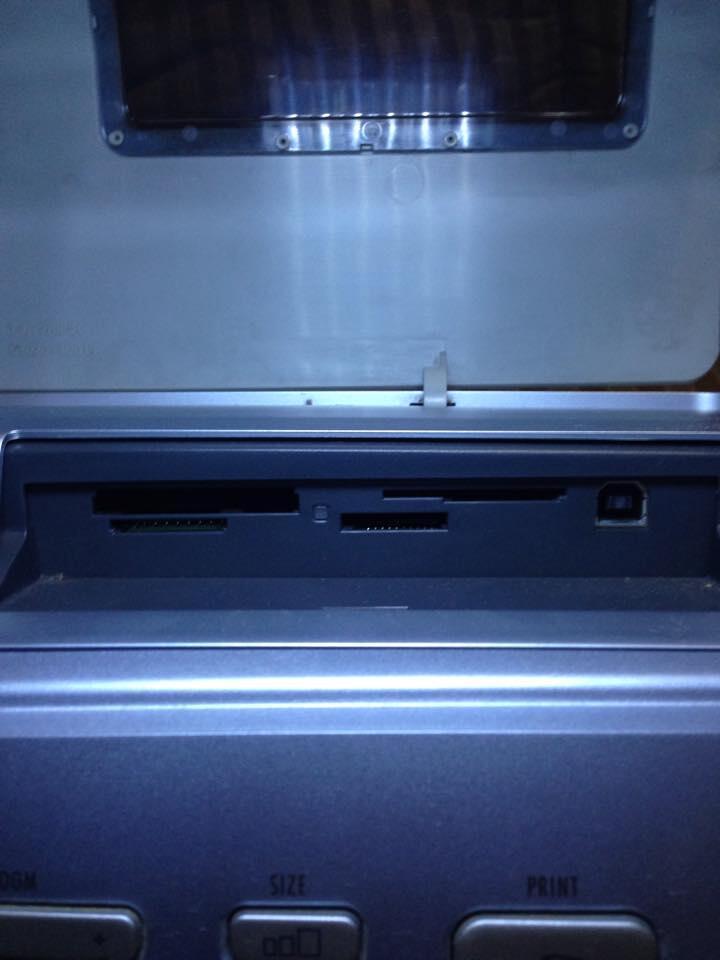 Driver printer hp 7960