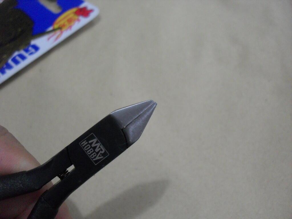 Tang potong/Nipper baru dan 2nd u/ model kit