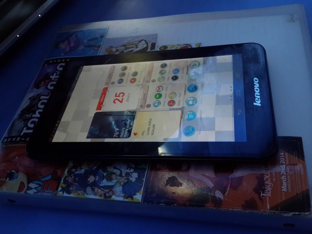 WTS CoD Malang Kota : Lenovo tablet A3000