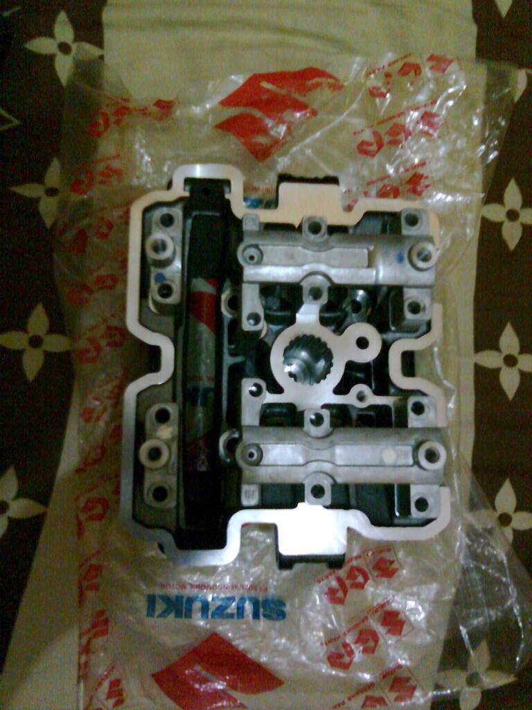 Head Satria F 150 ORI SGP (non box)