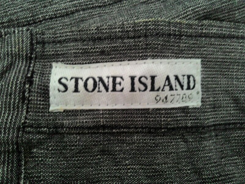 Stone Island Compact jacket, original Made in Italy