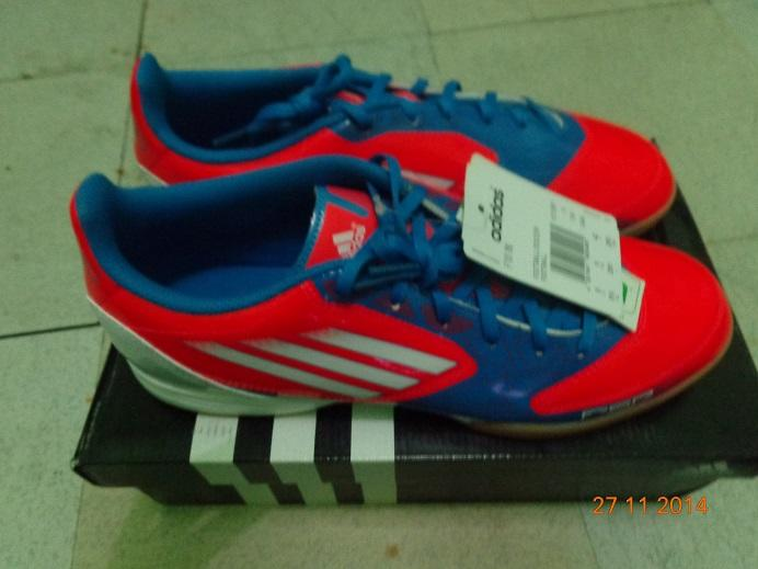 [WTS] Sepatu Futsal Adidas F5 Original 100% BNIB