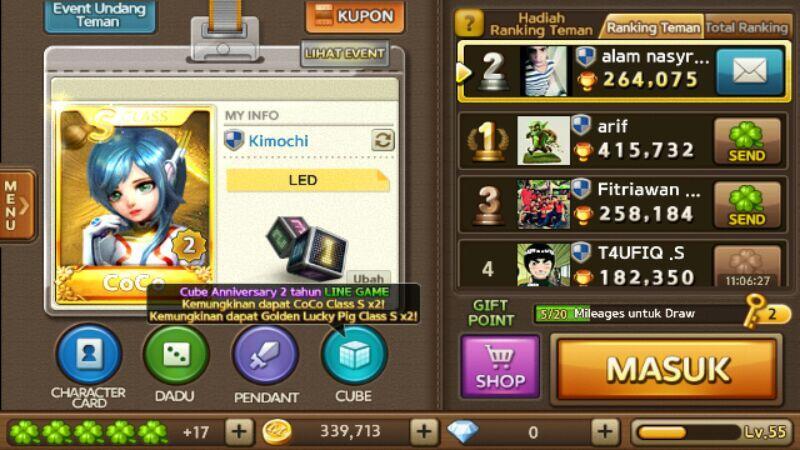 wts id lets get rich triple S coco yura edward murah