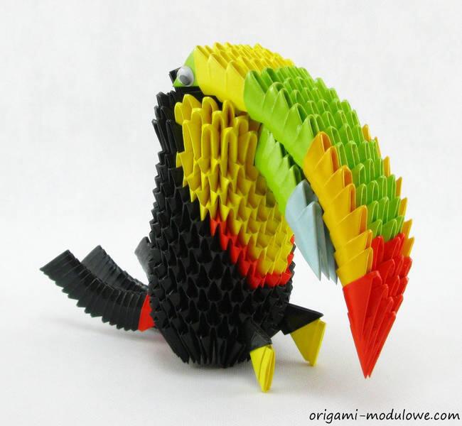 """Kumpulan """"Modular Origami"""" yang Sangat Mengagumkan"""