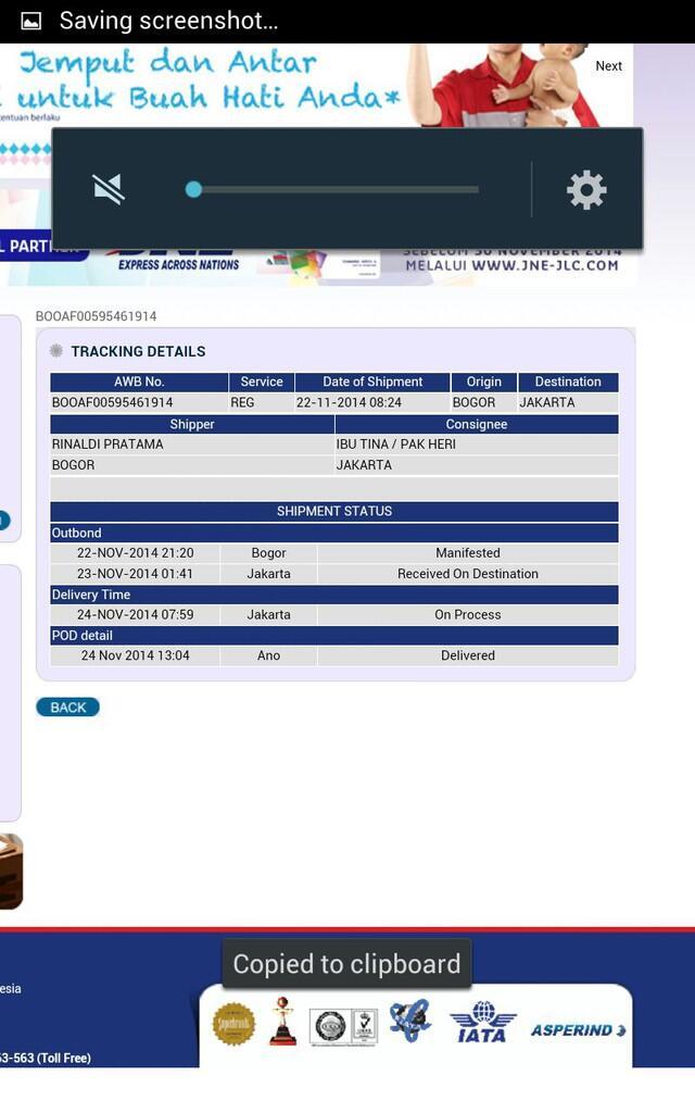 kecewa beli barang id REGAVA / MANDIRI COMPUTER.kaskus donatur