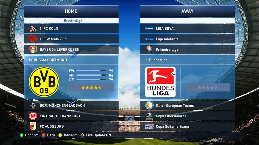 PES 2015 PC FULL + BUNDESLIGA + FULL NATIONAL TEAMS KITS & LOGO + PATCH UPDATE+++