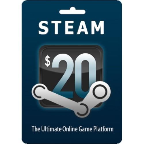 Steam Gift Card Paling Murah Se-Kaskus (Steam Wallet Digital Code Redeem)