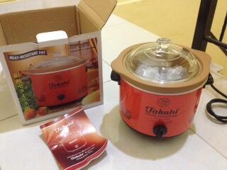 Medela Softcup & Takahi Slow Cooker 1,2Lt