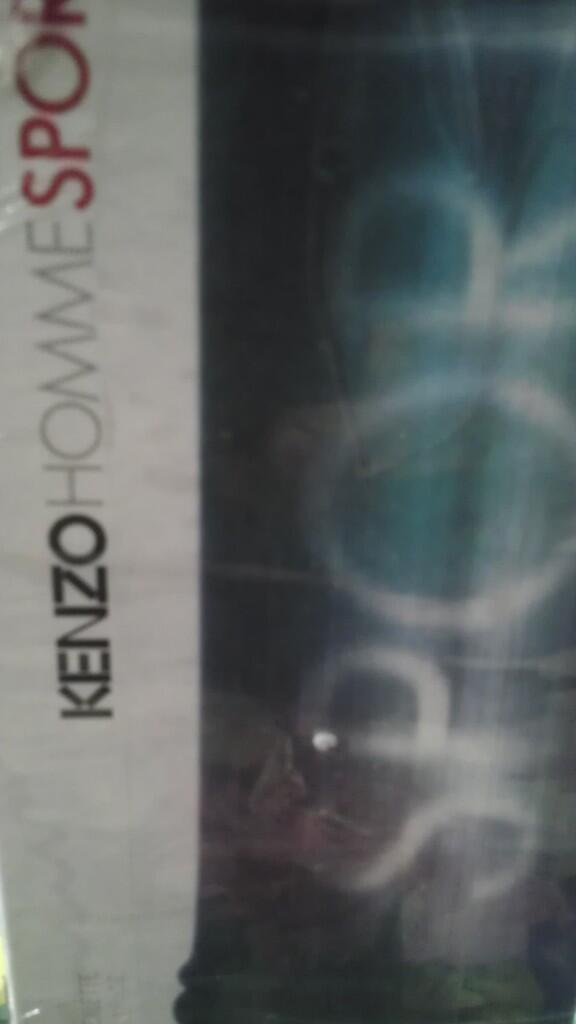 BNIB * Barang Timbunan * Kenzo Sport --- Pembelian di SOGO PVJ