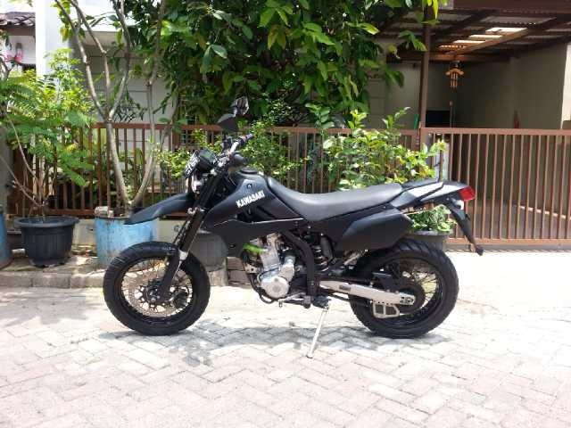 Jual Kawasaki D Tracker X 250 cc murah Tangarang