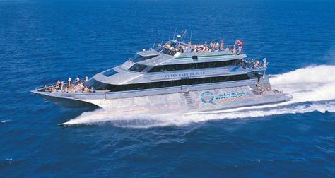 Paket Tour Bali Cruise Quicksliver 3D/2N