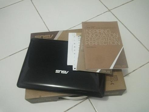 ASUS NETBOOK GAMING 1015B. amd c50. ram 2gb. hdd 320gb. ati radeon 6310m