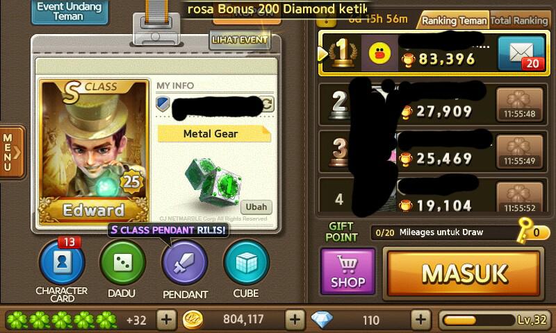 Jual ID Let's Get Rich
