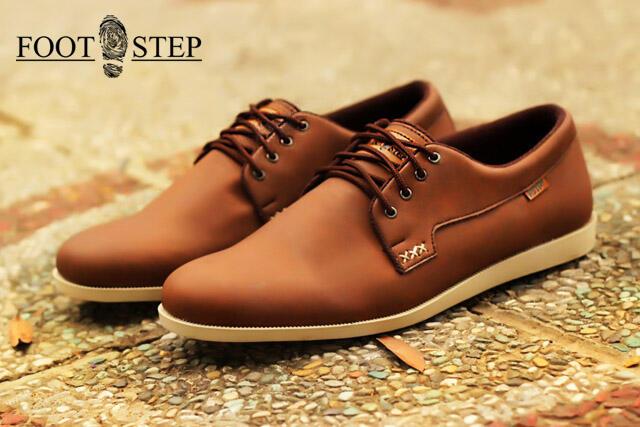 FOOTSTEP FOOTWEAR & BRAVE FOOTWEAR (100% ORIGINAL | CASUAL | SNEAKERS | BOOT DLL)