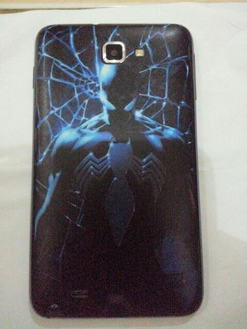 Samsung Galaxy Note N7000 Hitam/Black lengkap dan murah, kondisi 92%