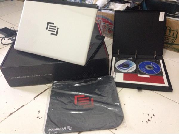[AS] Laptop Maingear Pulse 17 White - Spek GAMING dewa bkn ALIENWARE / MSI