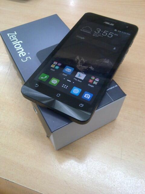 Zenfone 5 garansi 10 bulan fullset