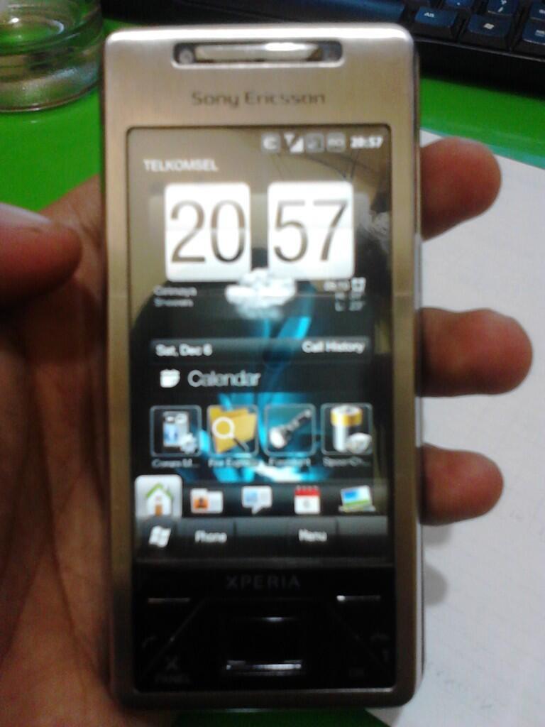 :: Sony Ericsson Xperia X1 :: SE Xperia X1.