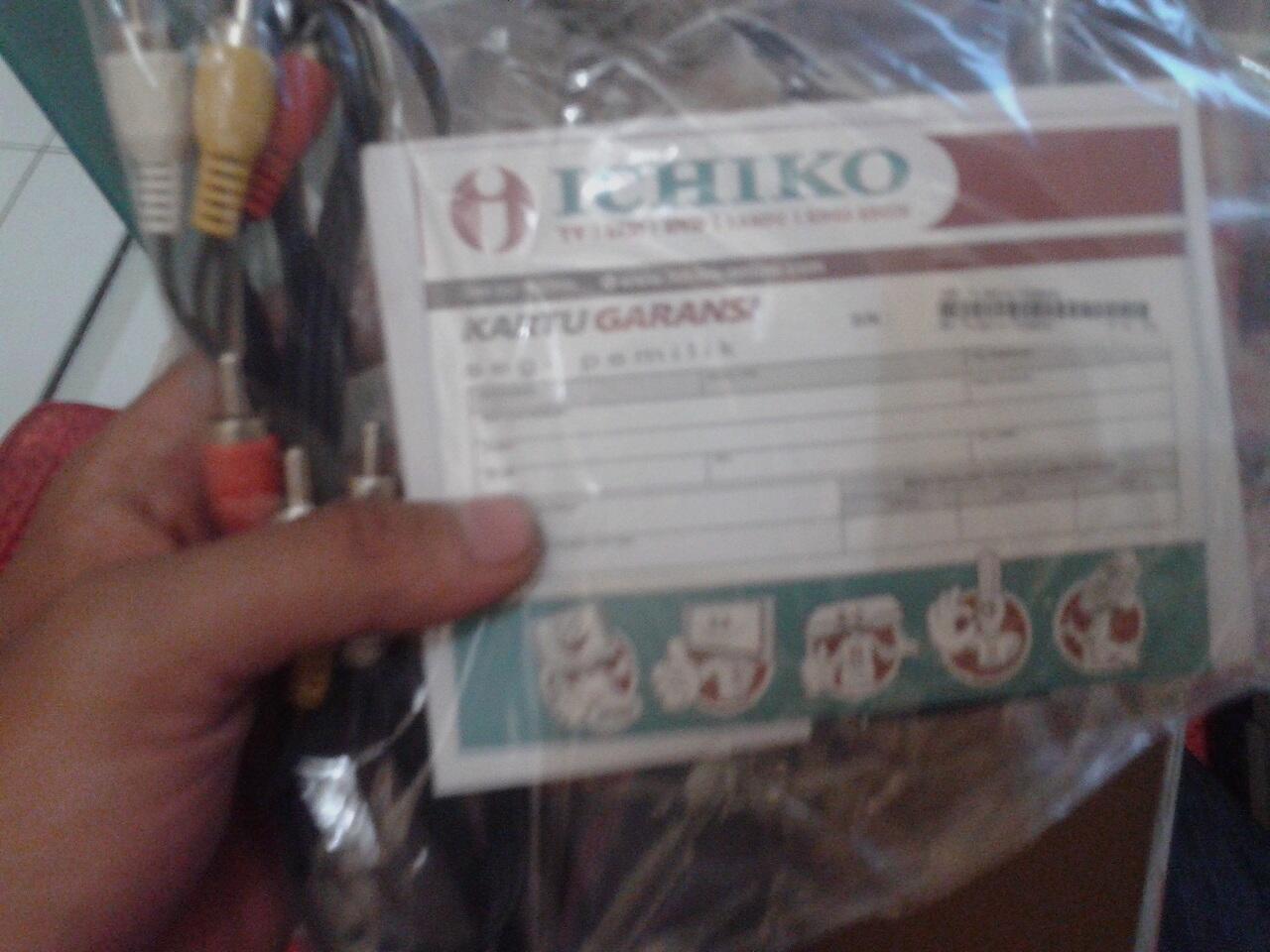DVD Player Ichiko +USB MURAH BOGOR